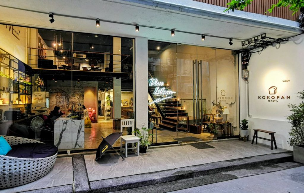 Enjoy Delightful Coffee and Brunches at Kokopan in Silom