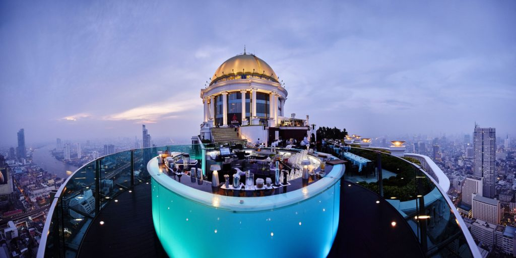 Bangkok Is Home to the Best Rooftop Bars in the World