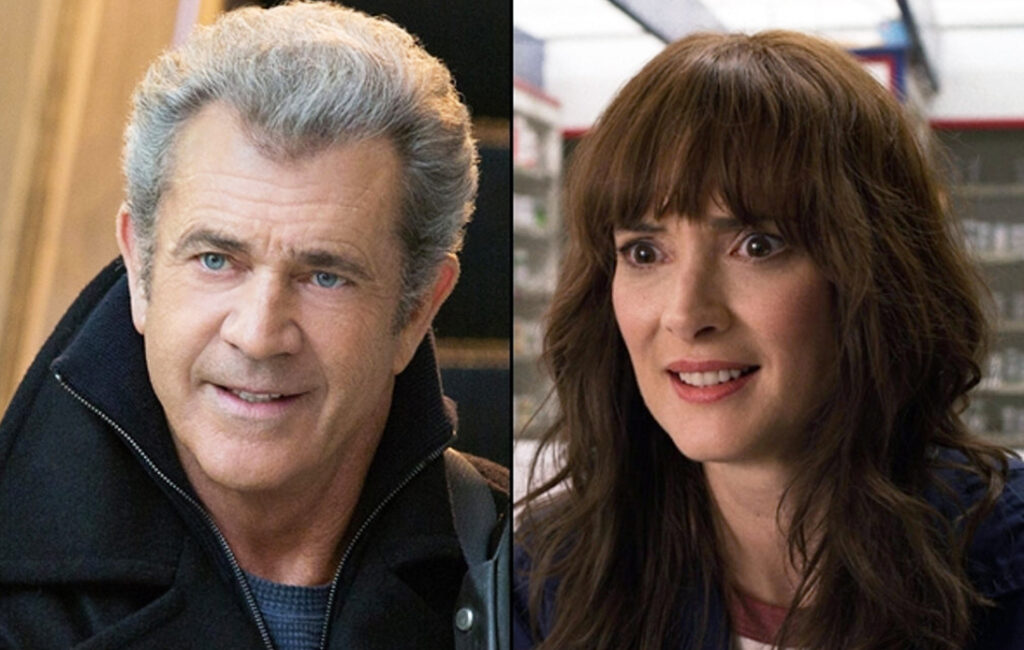 Mel Gibson Reacts to Winona Ryder's Racial Abuse Allegations