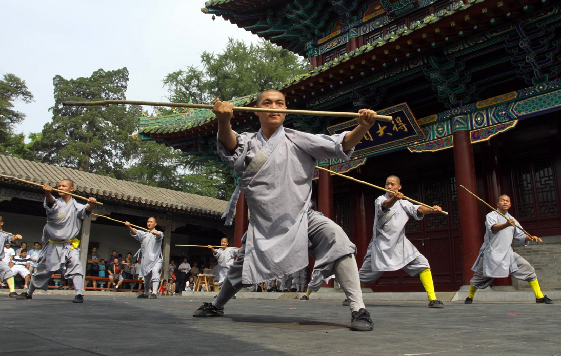 China to Use Martial Art Trainers Following India Border Clash