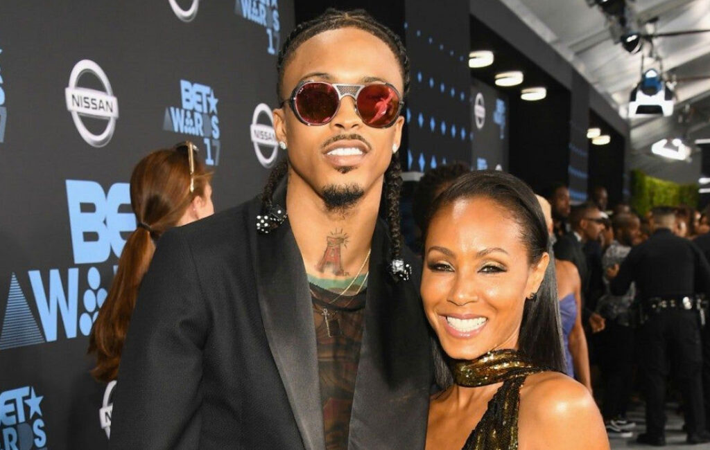 August Alsina: Will Smith and Jada Pinkett Smith in Open Relationship