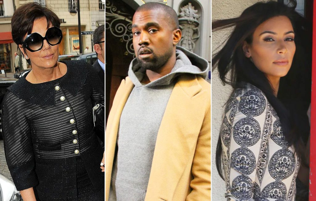 The Kardashians Compared by Kanye to Horror Movie Get Out