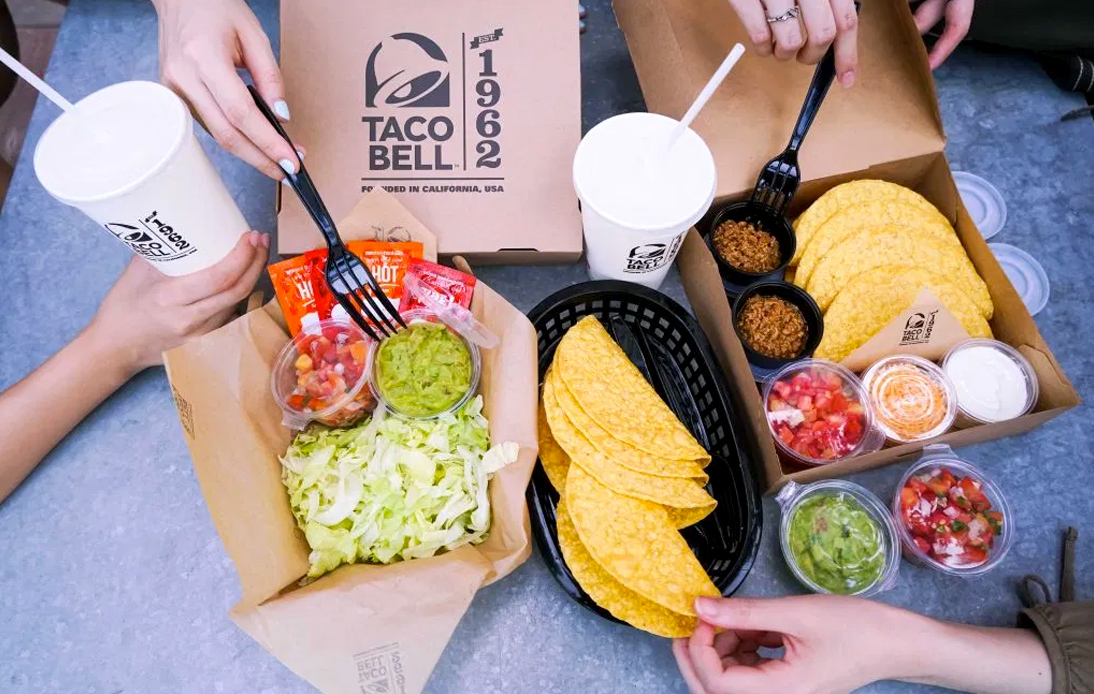 Create your own 'Taco Supreme' with D.I.Y Taco Kit