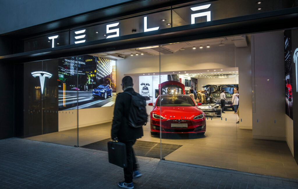 Tesla Overtakes Toyota As the World's Most Valuable Carmaker
