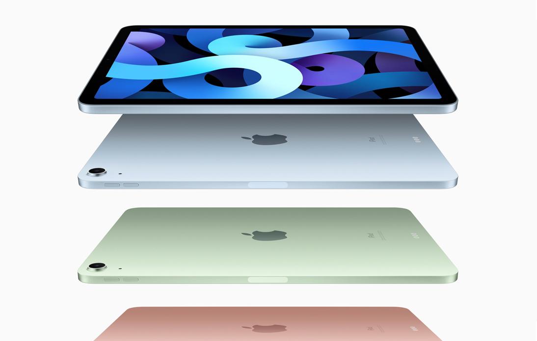 New iPad Air 4