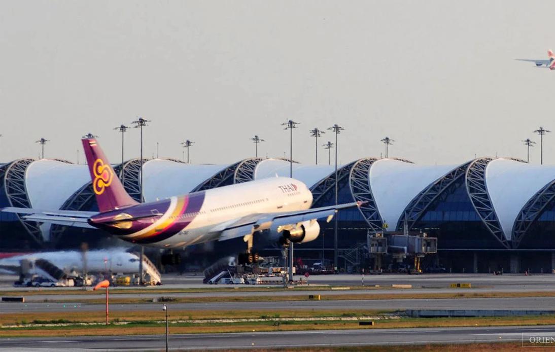 Suvarnabhumi Airport Runway