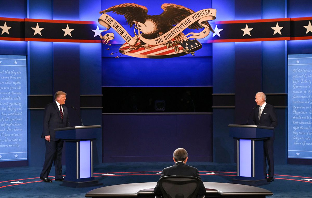 The first 2020 U.S. President Election debate