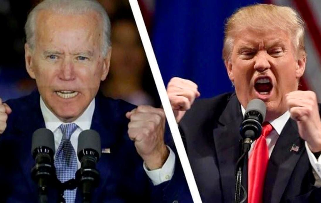 Biden V.S. Thrump, 2020 U.S. President Election