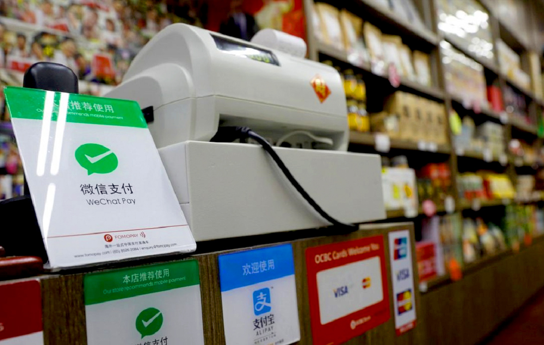 WeChat Pay in the US